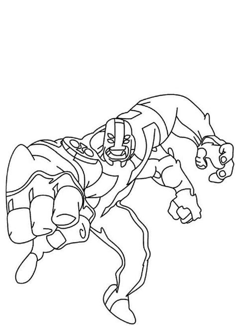 Printable Ben Ten Coloring Pages Coloring Me Ben 10 Omniverse Coloring Pages