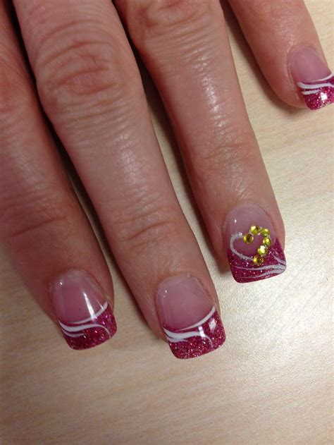 valentines day  romantic nail art designs ideas
