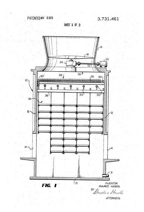 design criteria cooling tower patent us3731461 drift eliminators for atmospheric