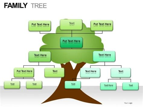 Search Results For Family Tree Blank Calendar 2015 Family Tree Powerpoint Presentation