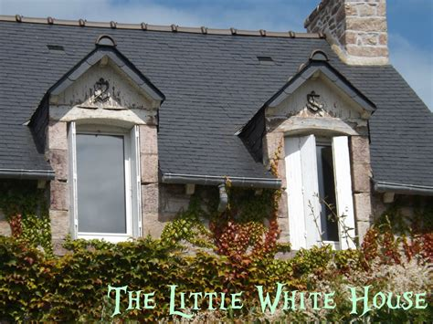 Dormer Windows Inspiration The White House On The Seaside Always On My Mind