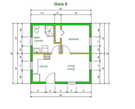 12 x 20 cabin floor plans 12 x 20 floor plan google search garage conversion