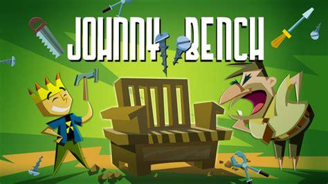johnny test bench johnny bench johnny test wiki