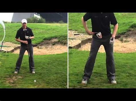 one plane golf swing how to build a one plane golf swing part 1 the set up