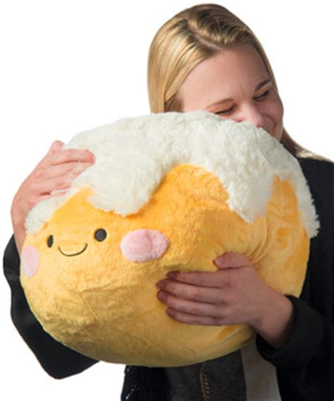 comfort stuffed animals comfort food squishables huge huggable toys modeled after