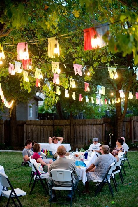 outdoor party domestic fashionista backyard fall celebration