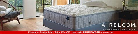 Aireloom Handmade Mattress - aireloom handmade mattresses box springs mattress