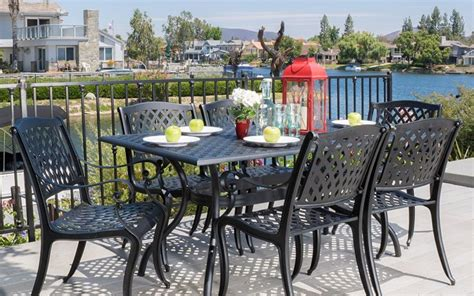 Patio Dining Sets Reviews Outdoor Dining Sets Reviews 28 Images Furnishings 9