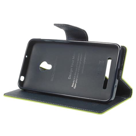 Wallet Asus Zenfone 4 5 asus zenfone 5 green fancy wallet