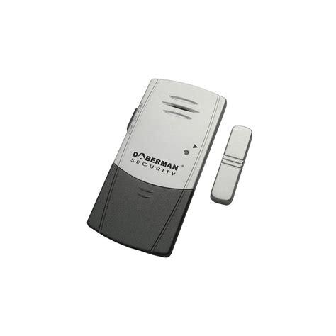 Defender Doors And Windows - doberman security home door and window defender alarm with