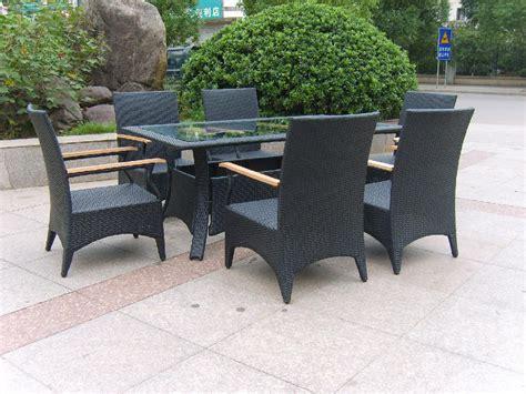 outdoor garden furniture set for outdoor activity