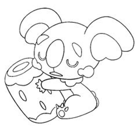 Coloriage Togedemaru Soleil Lune Jecolorie Coloring Page Mimikyu Colouring Pages For The