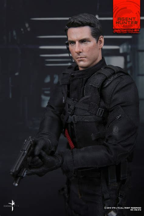 Tom Cruise Figure 16 toyhaven preview vts toys 1 6th 12 inch