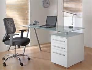 Glass Home Office Desks Glass Computer Desks Home Office Desks Office Furniture
