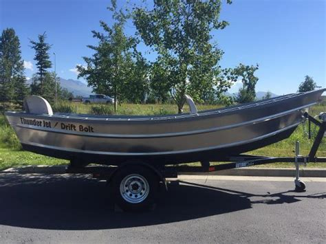 drift boats for sale wyoming thunder jet boats for sale in united states boats