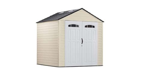 Rubbermaid 5h80 Shed by Rubbermaid 7x7 X Large 325 Cubic Outdoor Storage