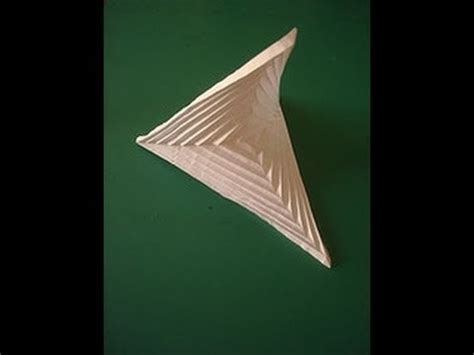 Hyperbolic Origami - how to make an origami hyperbolic paraboloid saddle shape