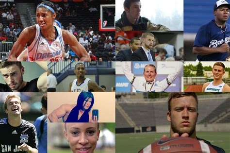 Athletes In The Closet by As Pride Month Begins Elite Athletes Remain
