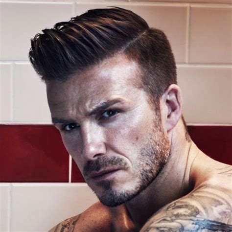 david beckham best hairstyle david beckham hairstyles