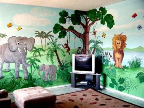 Kinderzimmer Junge Dschungel by Babyzimmer Junge Dschungel Afdecker