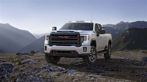 When Will 2020 Gmc 2500 Be Available by Reviews Preview 2020 Gmc Heavy Duty Pressfrom