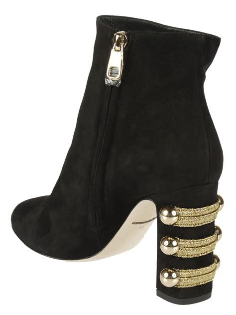 Zipped Ankle Boots dolce gabbana dolce gabbana zipped ankle boots