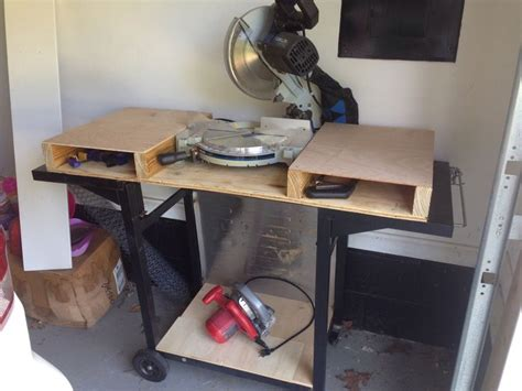 miter saw table ideas 25 best ideas about miter saw table on miter