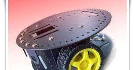 Roda Robot Arduino robot indonesia robot mobil 2 roda untuk arduino