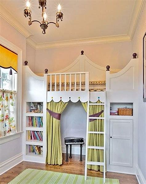 little girl loft bed little girl loft bed kid rooms play rooms pinterest