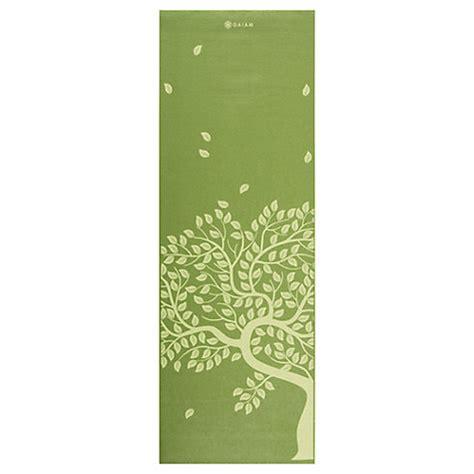 buy gaiam tree of printed 4mm mat green