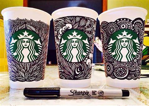 cup design contest starbucks unveils the white cup contest winning design
