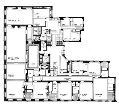 960 fifth avenue floor plan 960 fifth avenue floor plan impressive house ideas