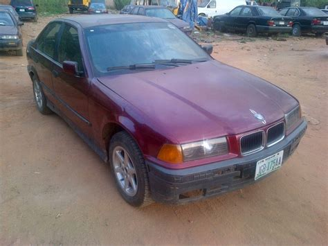 Bmw 1 Series Price In Nigeria by Nigeria Used Bmw Autos Nigeria