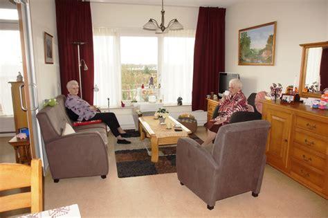 Wat Is Een Aanleunwoning by Woonzorgcentrum Stuijvenburgh Heeft Een Nieuwe Bewoner