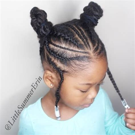 Hairstyles For Black Children by Best 20 Black Hairstyles Ideas On