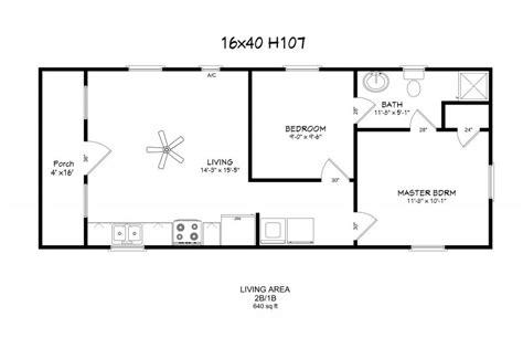 14 x 40 floor plans with loft bear lake series model 102 14 x 40 floor plans with loft model 107 16x40 640 8
