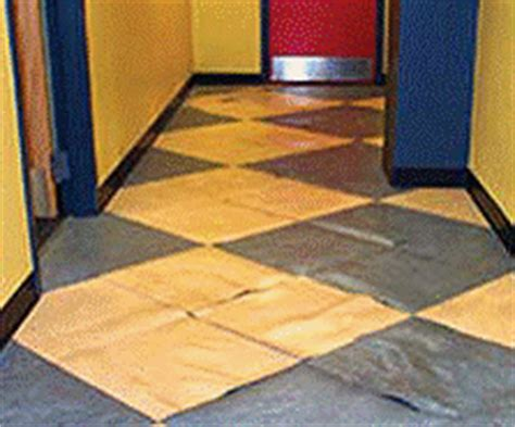 Protecting ESD Floors from Moisture