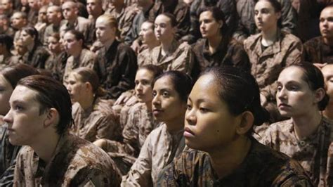 article on female hair regulations usmc u s military will review racially biased hairstyle