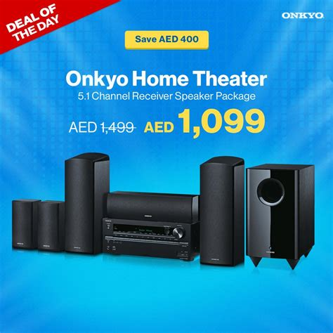 onkyo ht s3705 home theater system offer at ins