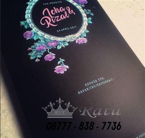 Undangan Pernikahan Costum undangan pernikahan custom sidoarjo ratu undangan