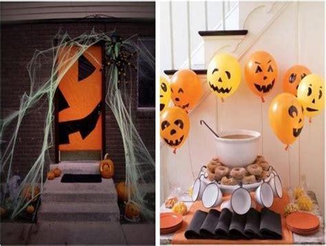ideas para decorar fiesta halloween 161 las mejores y terror 237 ficas ideas de decoraci 243 n halloween