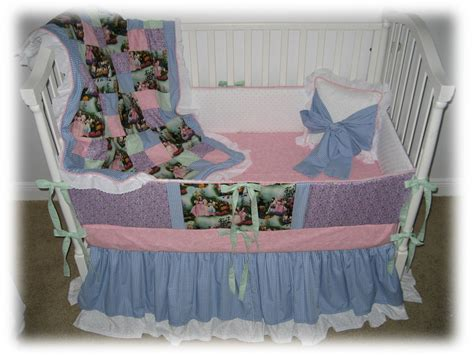 new custom baby crib bedding wizard of oz by bittybittybumbum