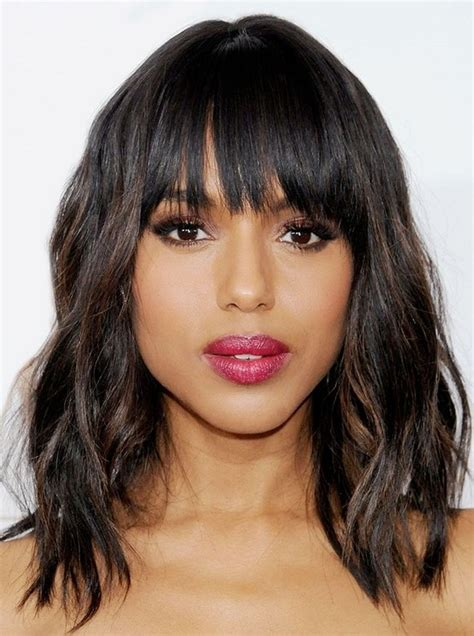 beach wave haircuts with bangs photos 22 fantastic layered hairstyles for 2016 pretty designs