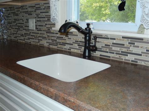 karran undermount sinks for laminate 1000 images about kitchens on quartz counter