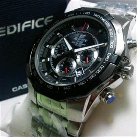 Jam Tangan Pria Casio Edifice Ef 540 Ac Expedition Fos Limited casio edifice original limited edition ellye shop
