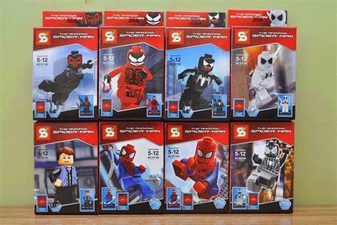 legocore the lego watcher lego sy spider set