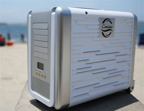coolala solar powered portable air conditioner 187 gadget flow - Coolala Solar Powered Portable Air Conditioner