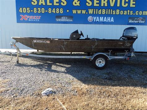jon boats for sale oklahoma 2016 g3 gator tough jon 1756 mead oklahoma boats