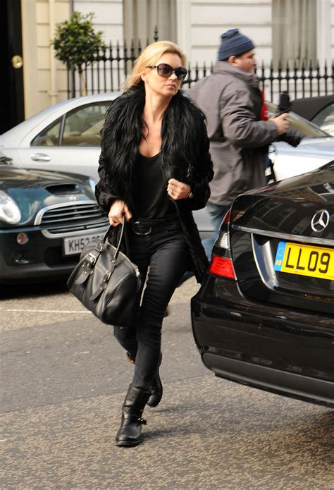 Name That Purse Kate Moss by Kate Moss Leather Bowler Bag Kate Moss Looks Stylebistro