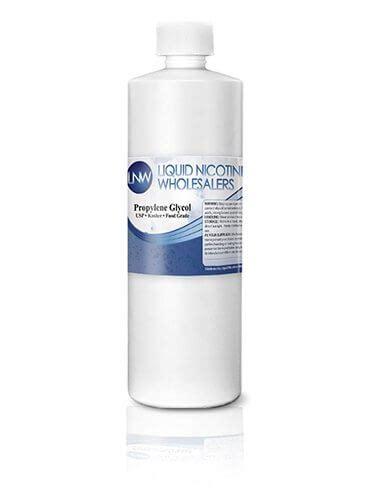 Pg Usp Glikol Liquid Vape 500 Ml propylene glycol